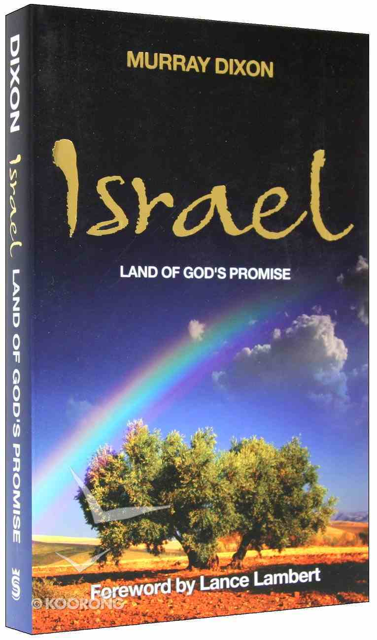 Israel the Land of God's Promise Paperback