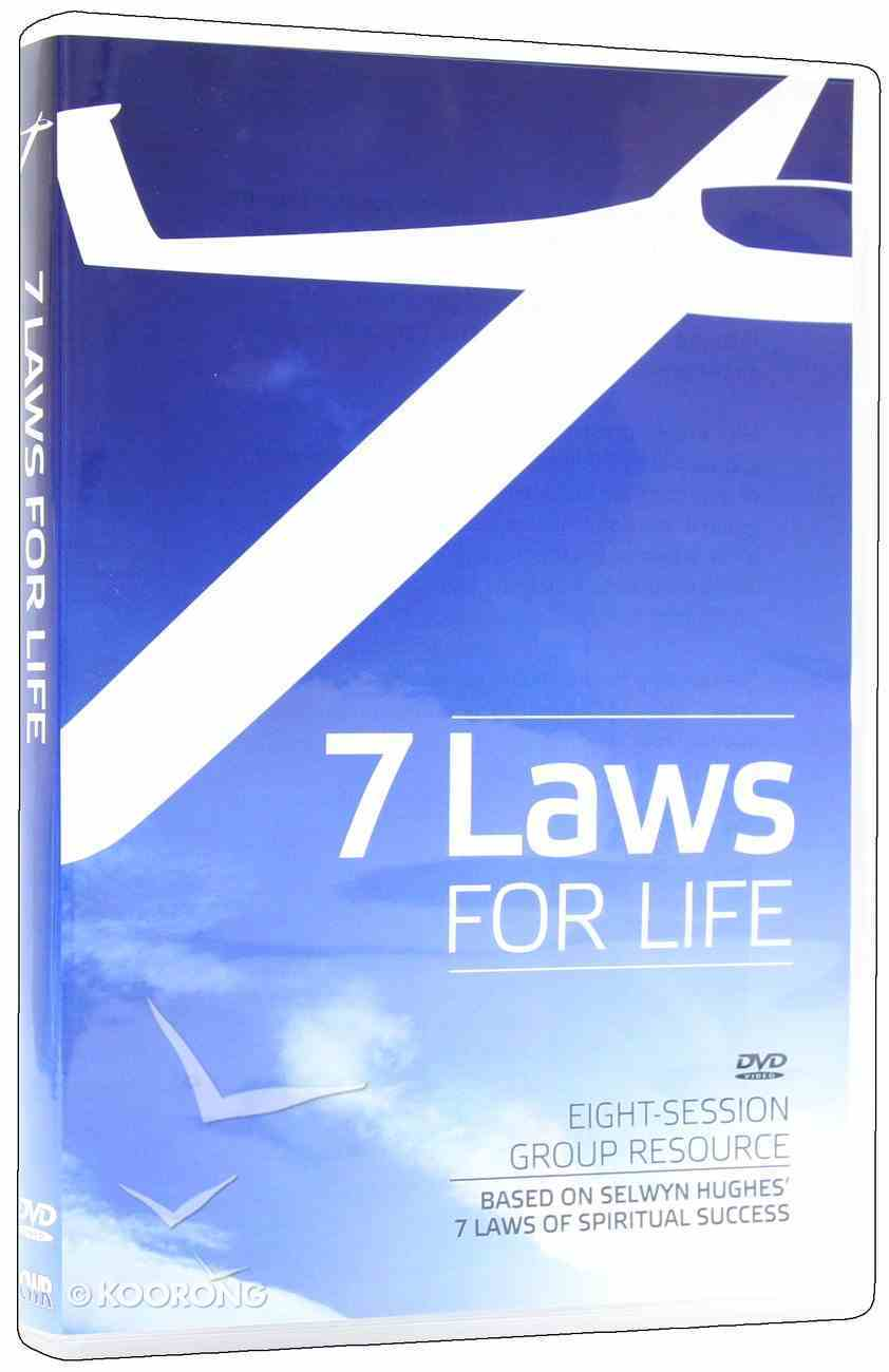7 Laws For Life DVD