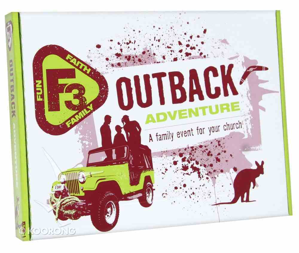 F3: Outback Adventure Pack