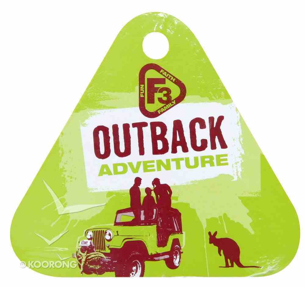 F3: Outback Adventure Family Cards (12) Game