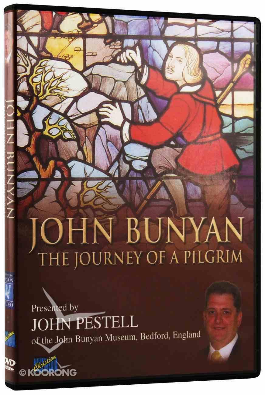 John Bunyan: The Journey of a Pilgrim DVD
