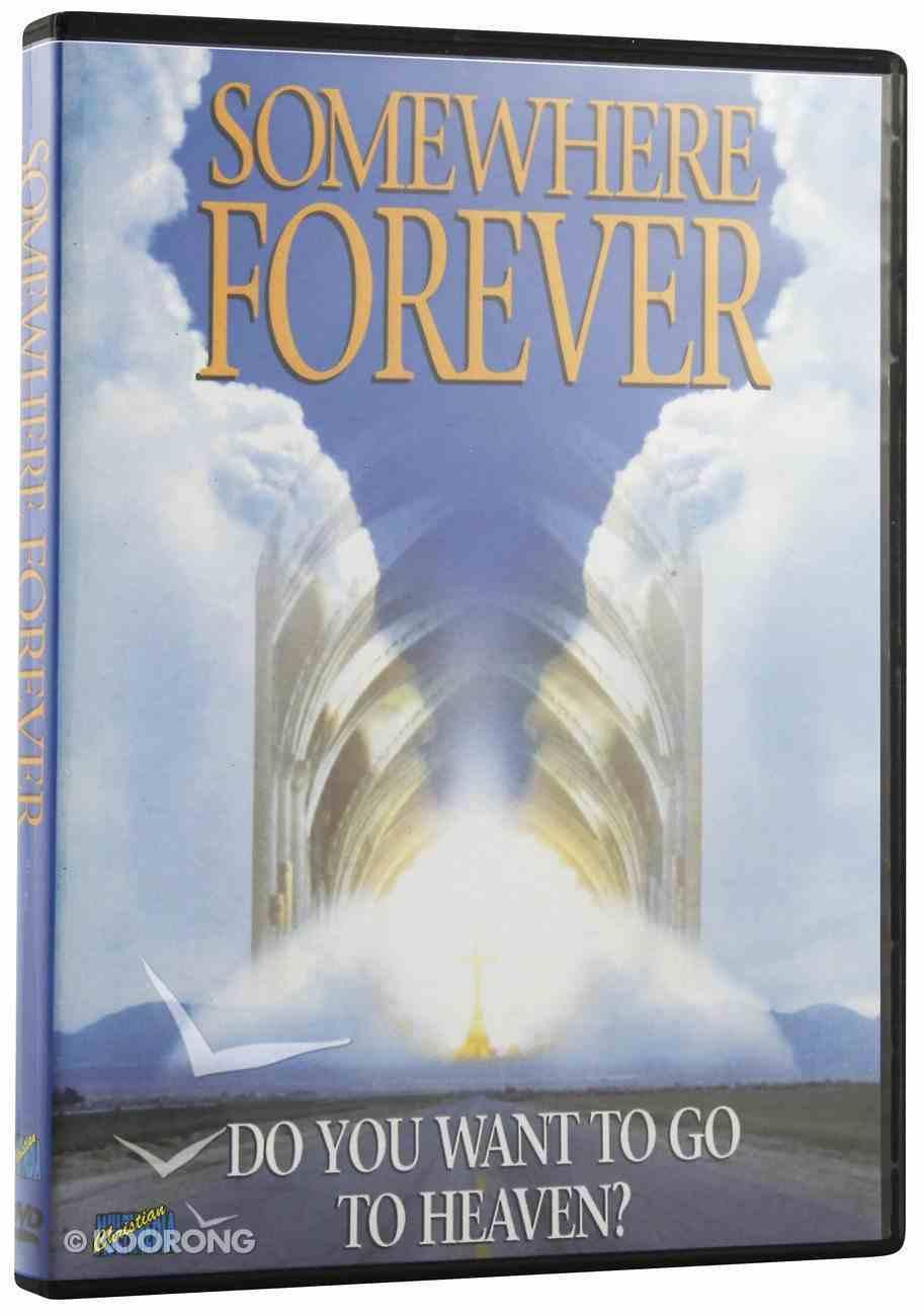 Somewhere Forever DVD