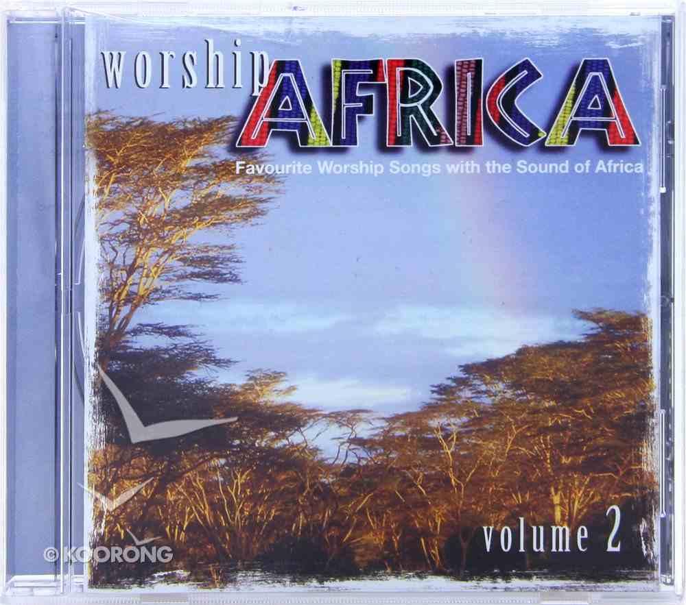 Worship Africa Volume 2 CD