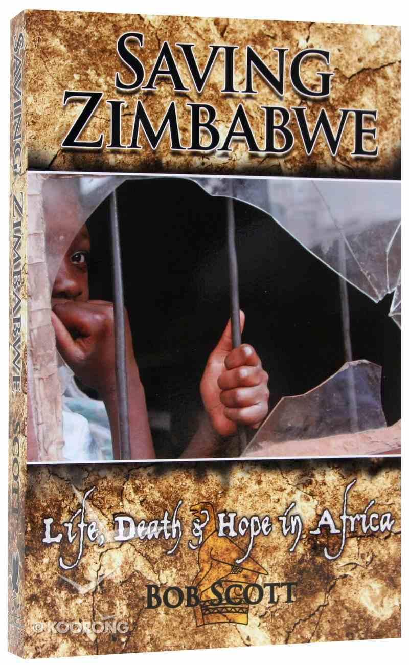 Saving Zimbabwe Paperback