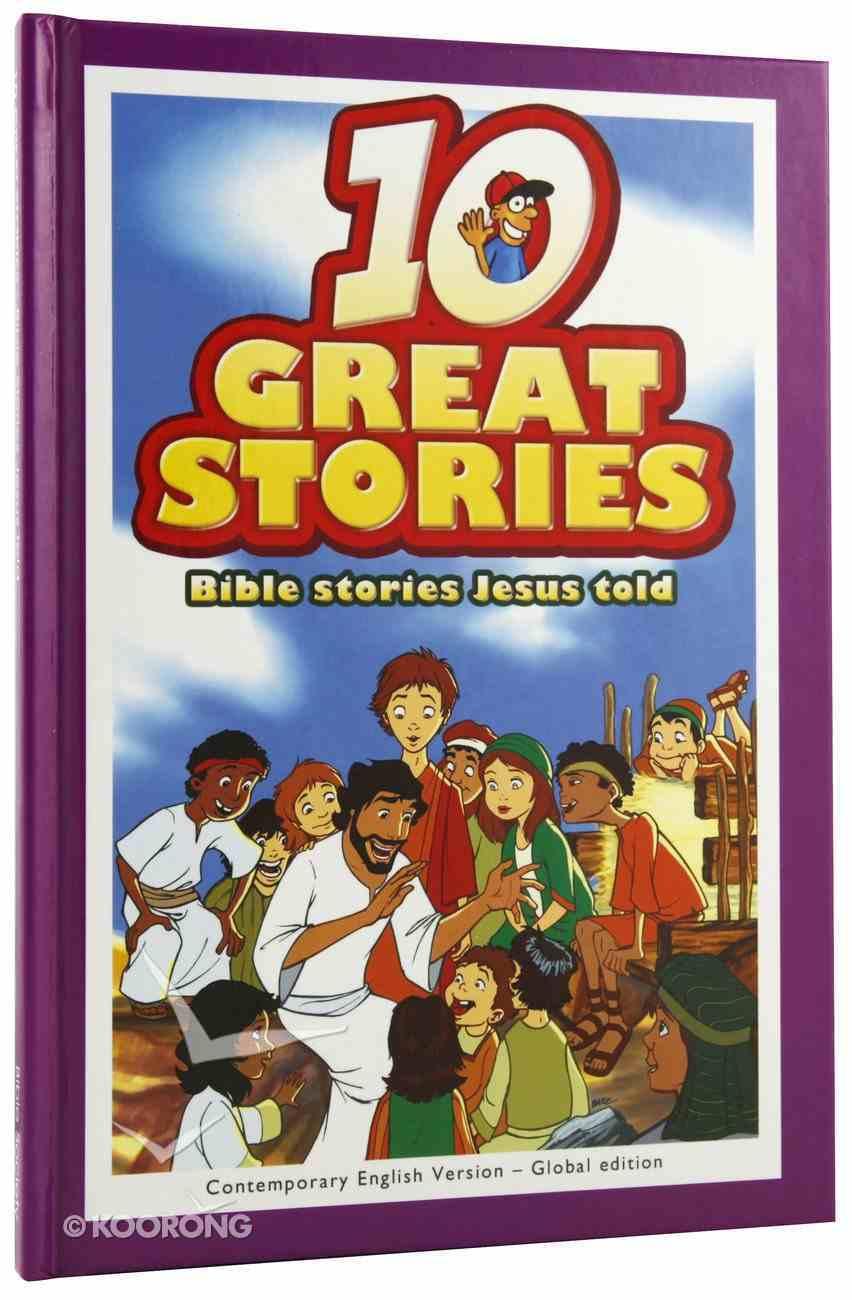 Bible Stories Jesus Told (10 Great Stories Series) Hardback