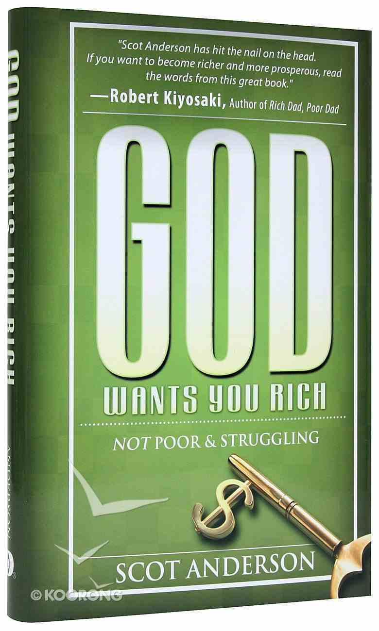 God Wants You Rich & Successful Hardback