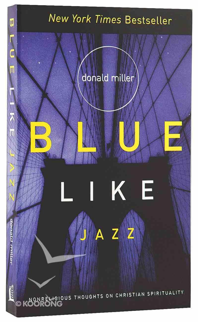 Blue Like Jazz Mass Market