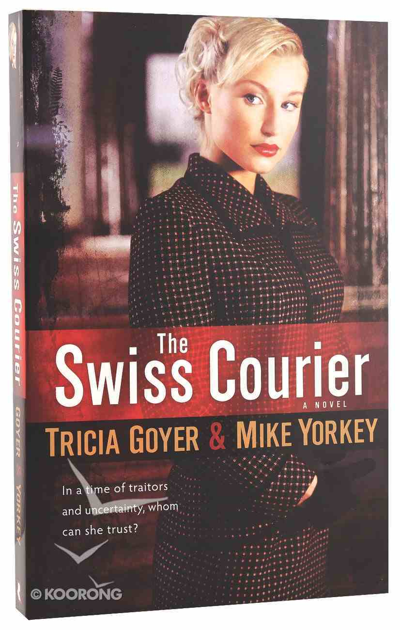 The Swiss Courier Paperback