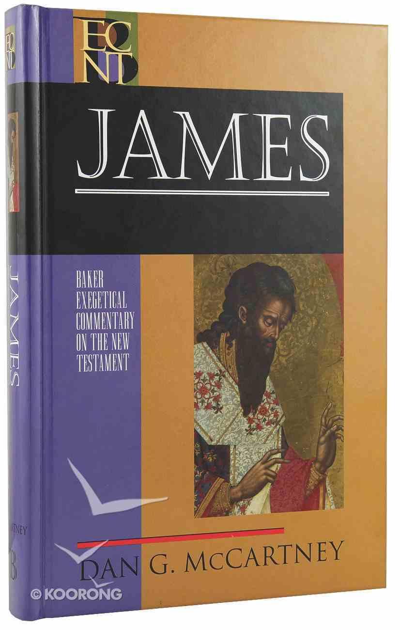 BECNT: James Hardback