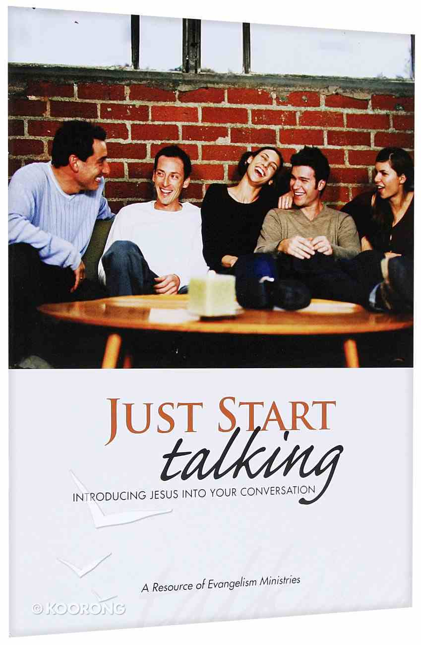 Just Start Talking (Workbook) Paperback