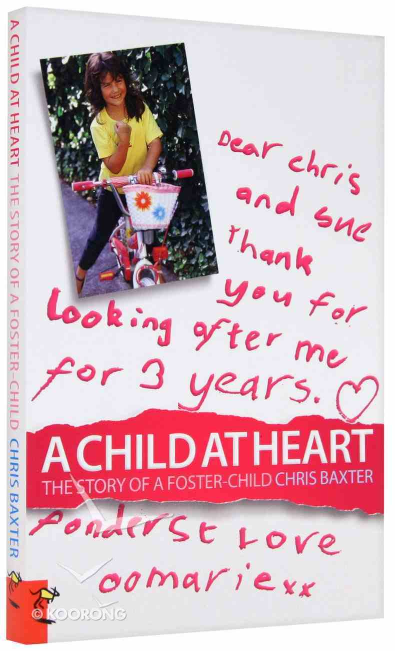 A Child At Heart Paperback
