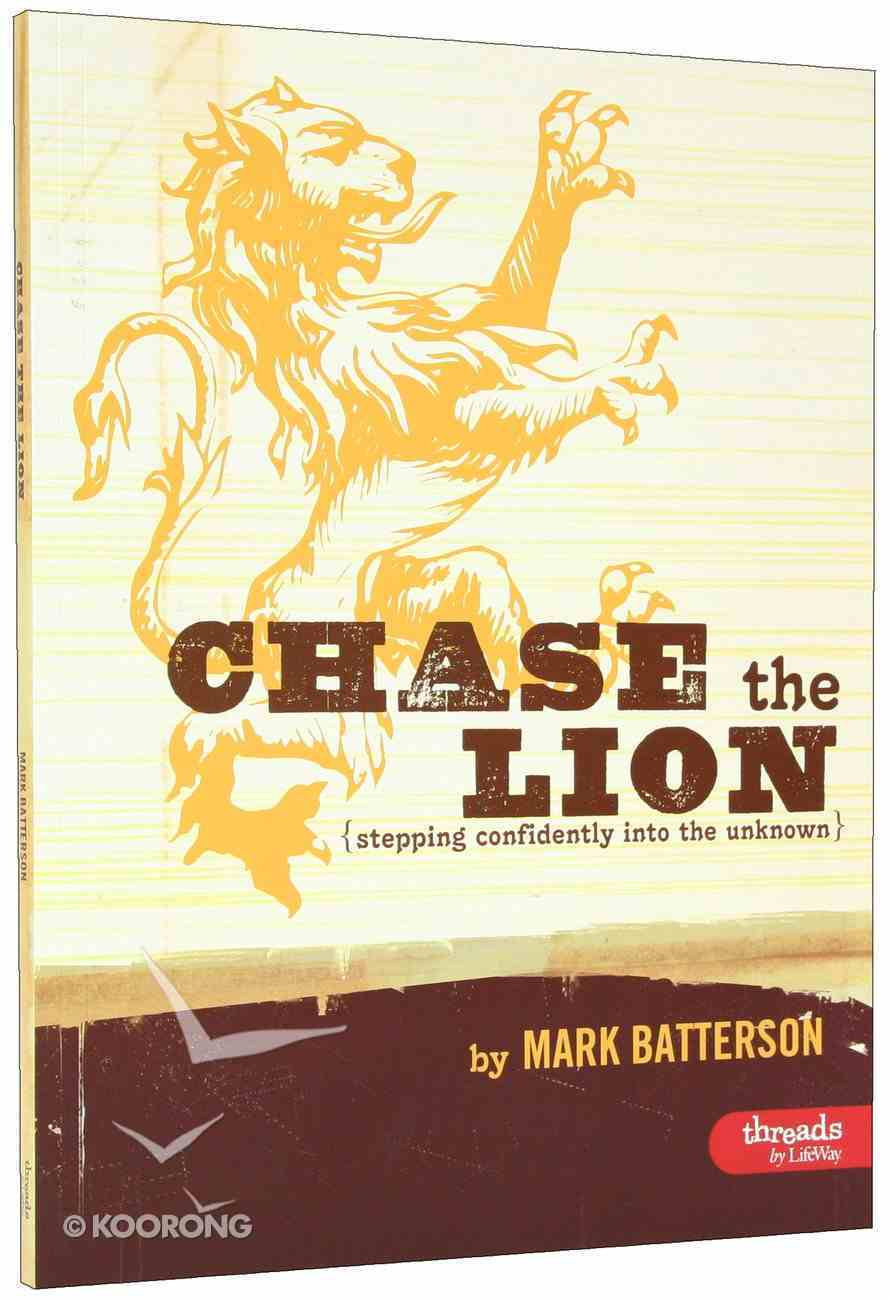 Chase the Lion (Member Book) Paperback