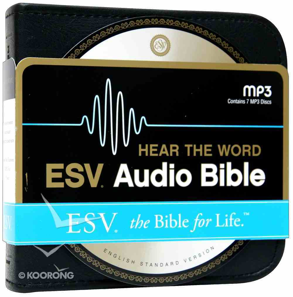 ESV Hear the Word Audio Bible MP3 CD