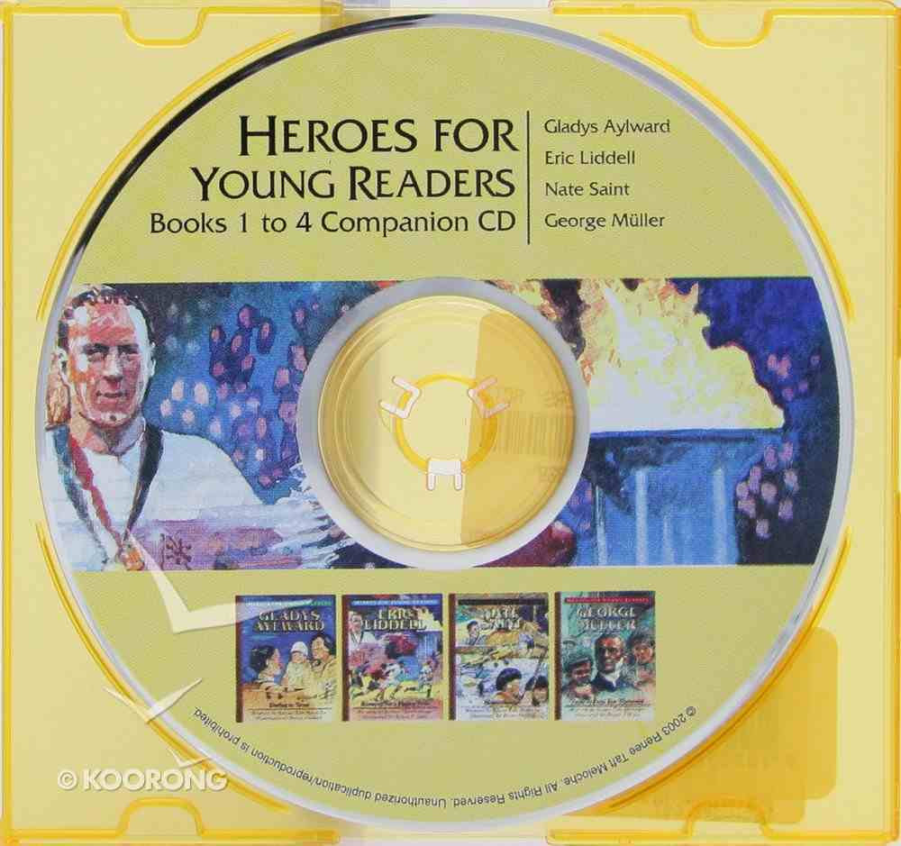 Activity Guide Audio CD For Books 1-4 (Heroes For Young Readers Series) CD
