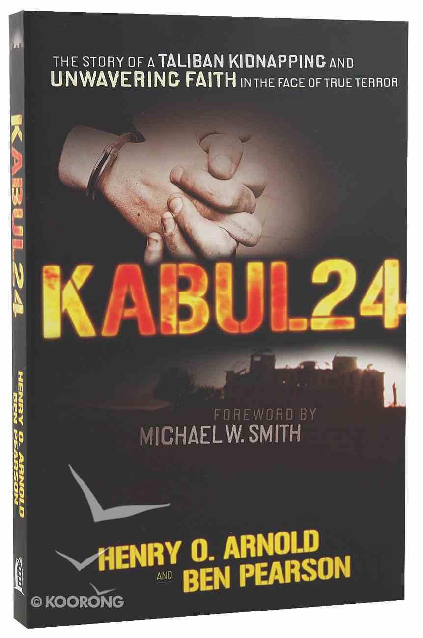 Kabul 24 Paperback