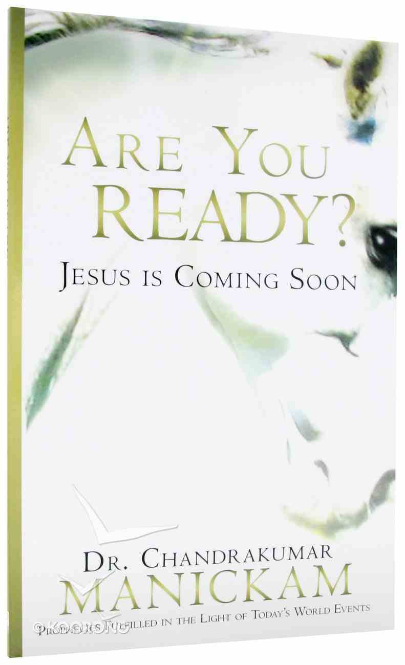 Are You Ready? Paperback