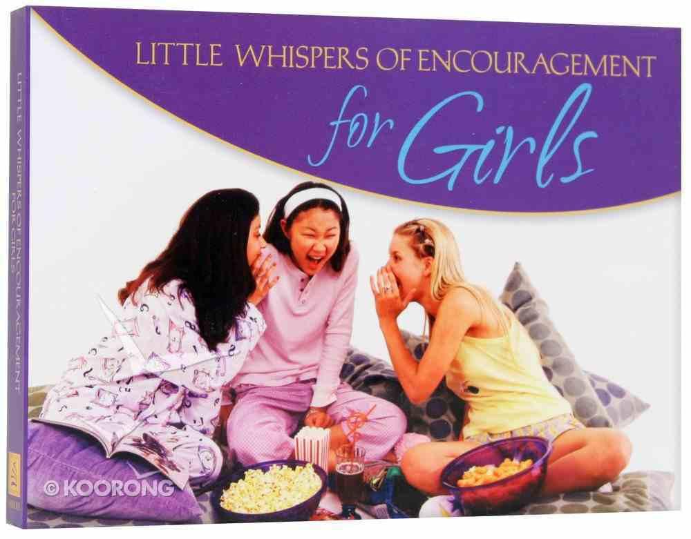 Little Whispers of Encouragement Paperback
