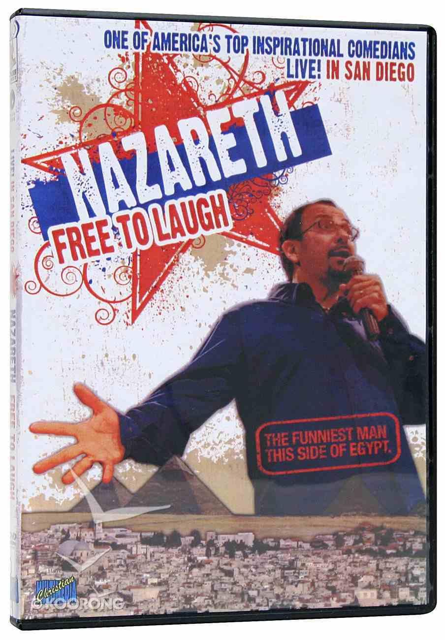 Nazareth Free to Laugh DVD