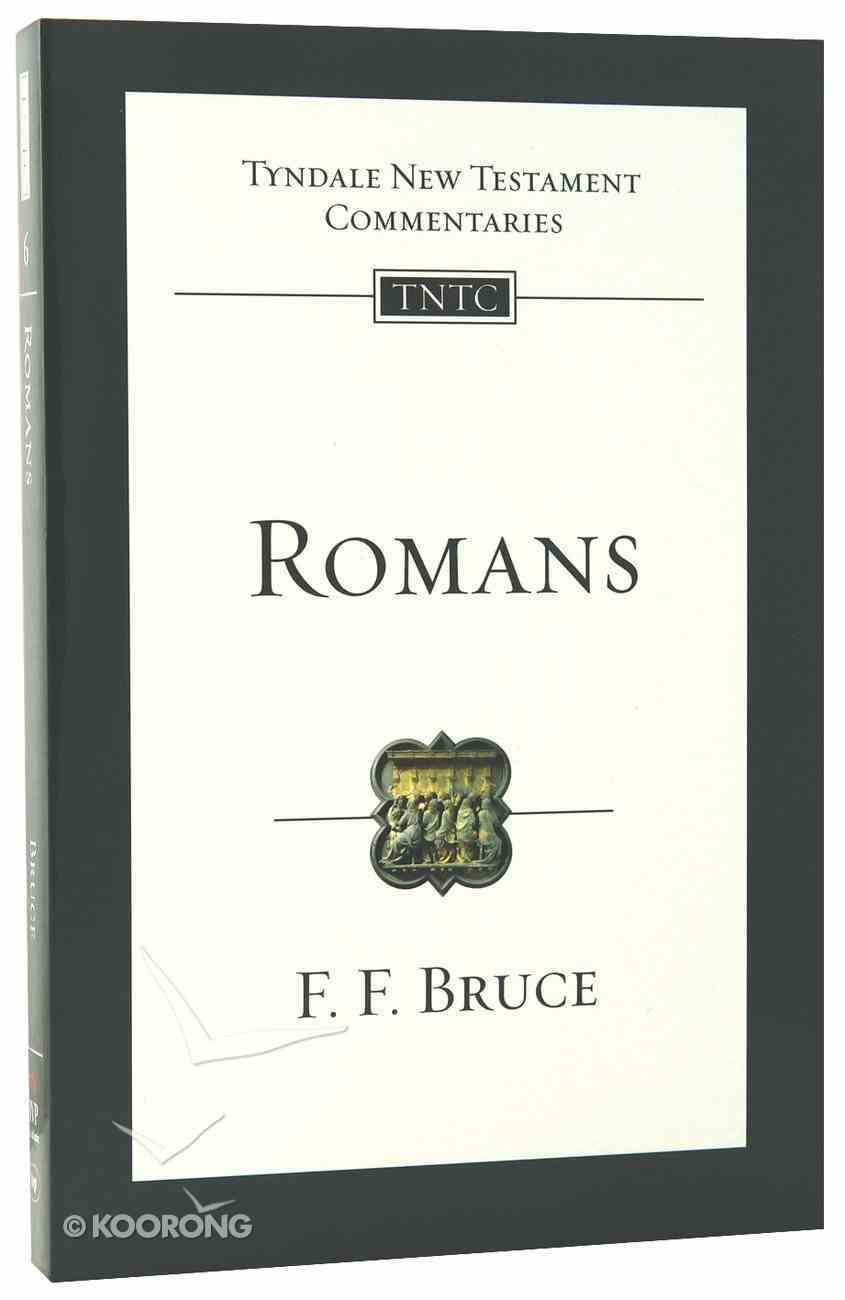 Romans (Tyndale New Testament Commentary (2020 Edition) Series) Paperback