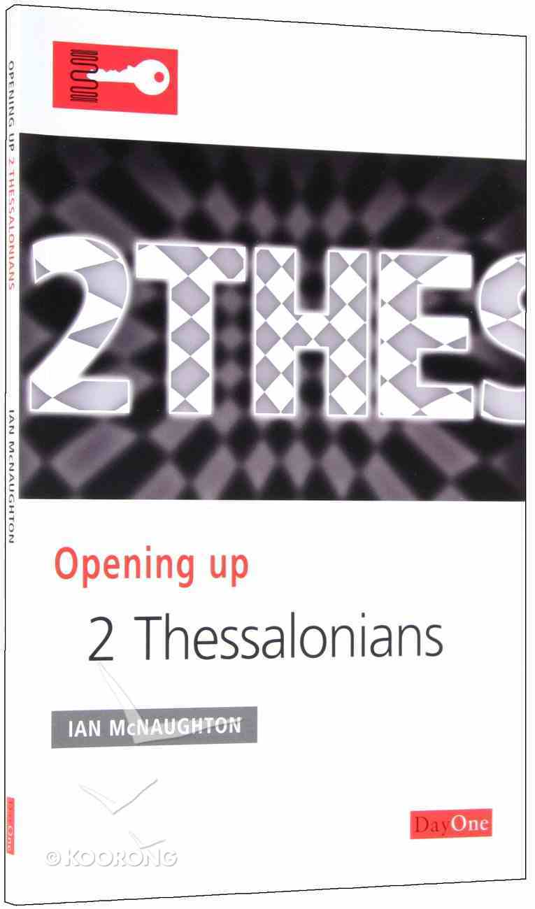 2 Thessalonians (Opening Up Series) Paperback