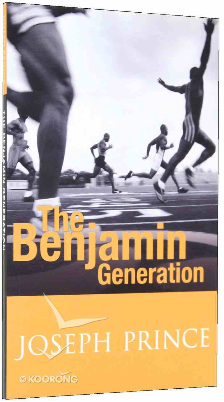 The Benjamin Generation Paperback