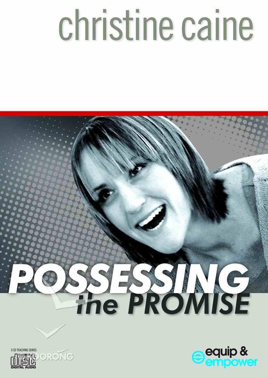 Possessing the Promise CD