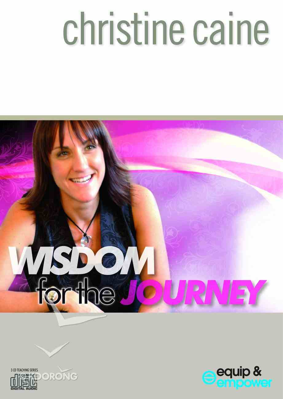 Wisdom For the Journey CD
