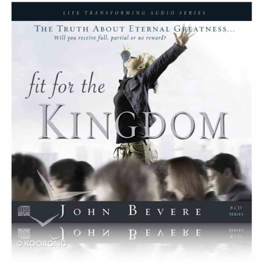 Fit For the Kingdom CD