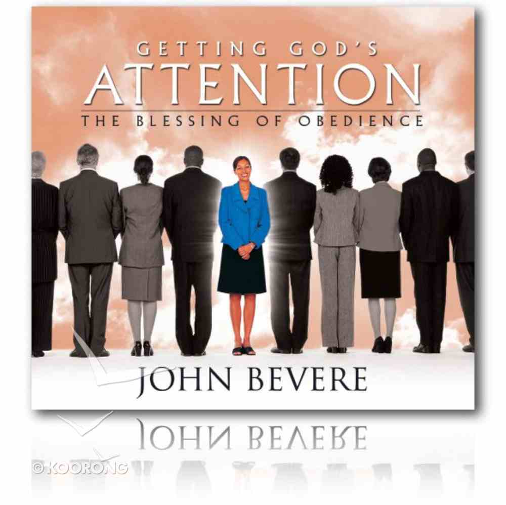 Getting God's Attention CD