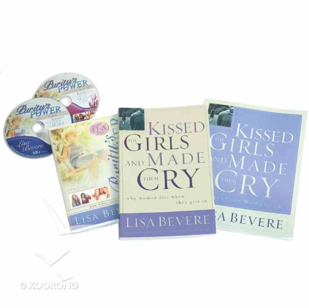 Kissed the Girls and Made Them Cry (Curriculum Kit) Pack
