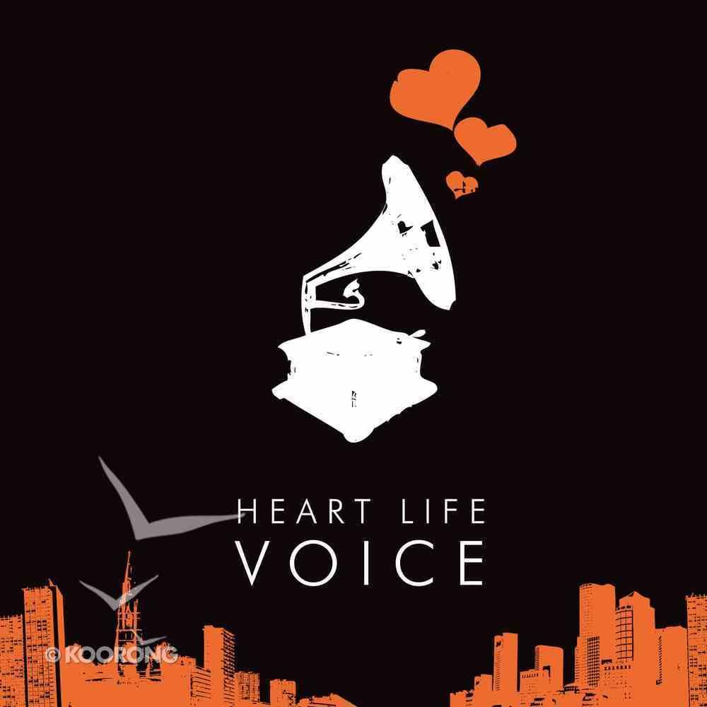Heart Life Voice CD