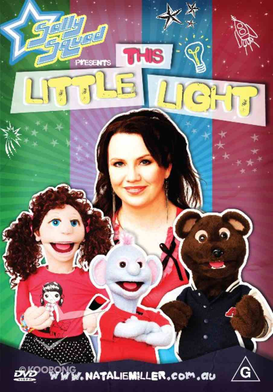 Sally Squad #03: This Little Light DVD