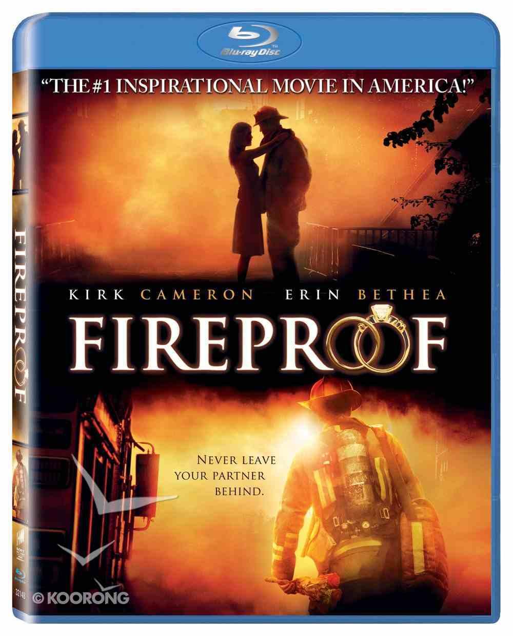 Fireproof (Blu-ray) Blu-ray Disc