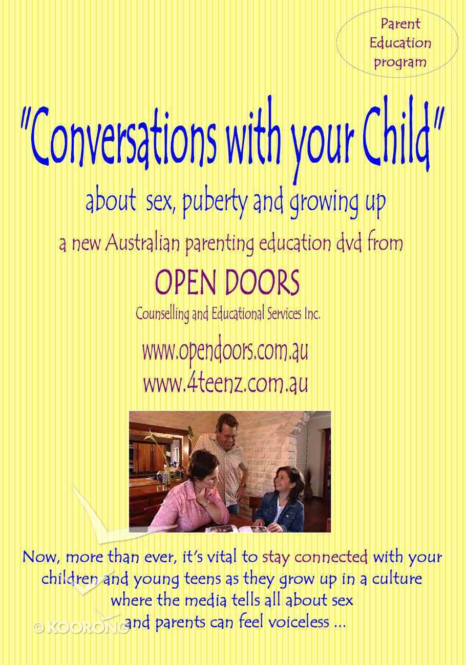 Conversations With Your Child DVD
