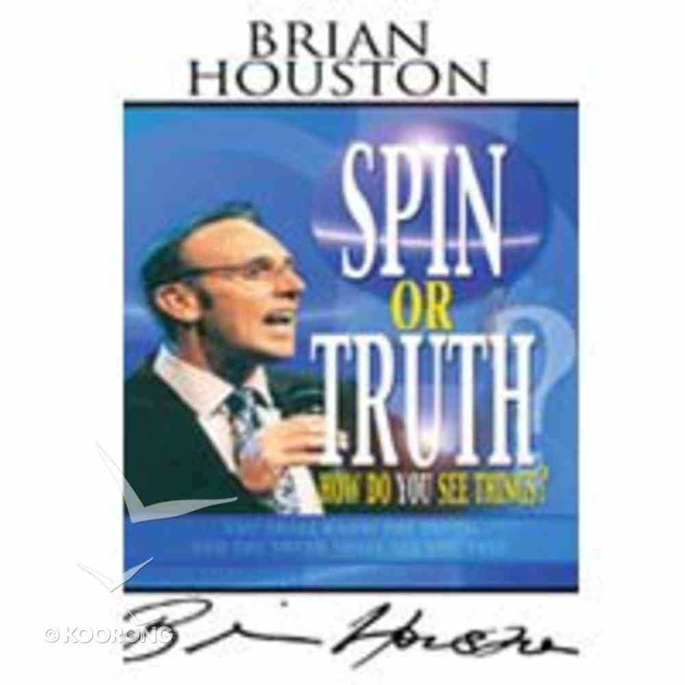 Spin Or Truth CD