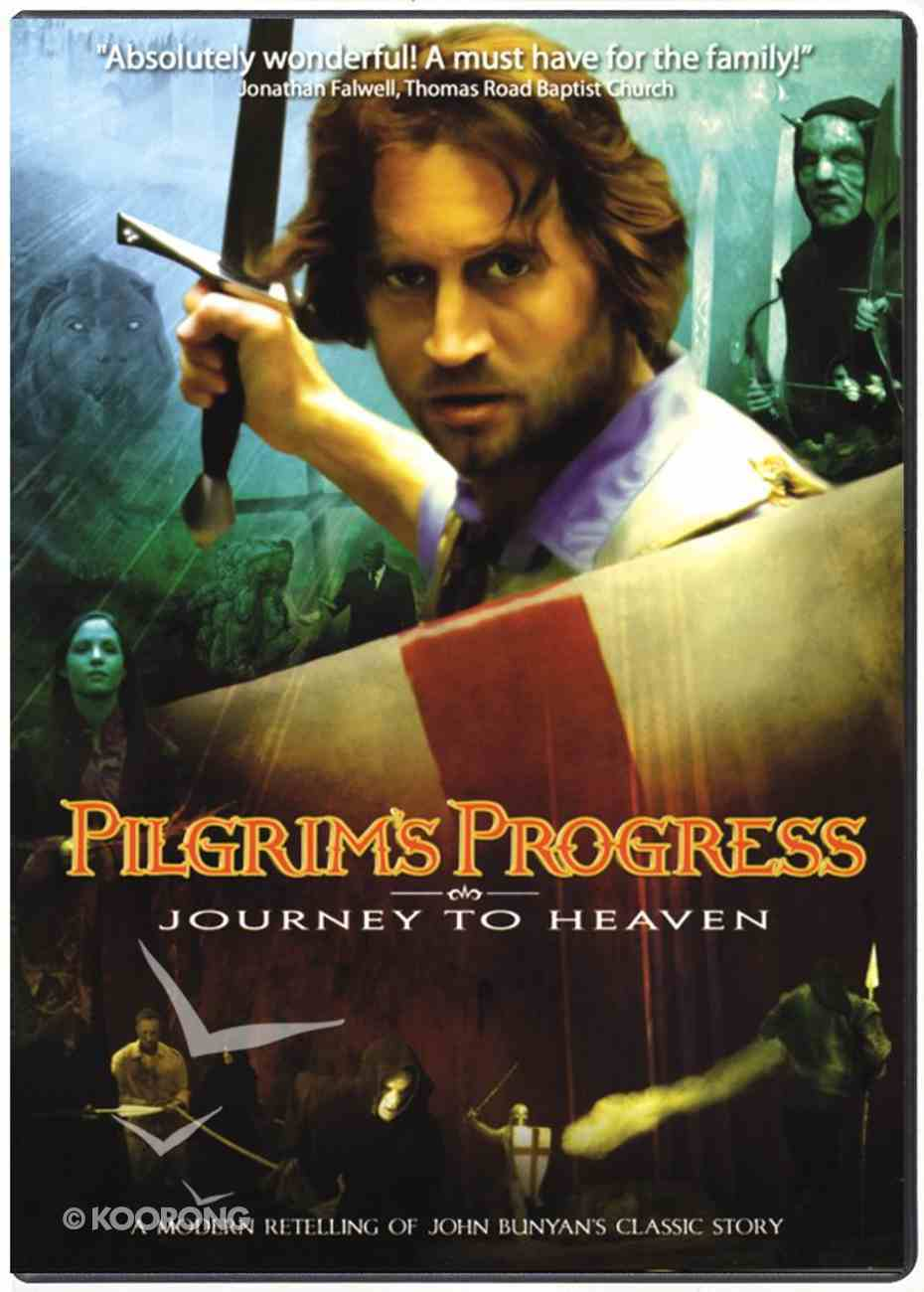 Pilgrim's Progress: Journey to Heaven DVD