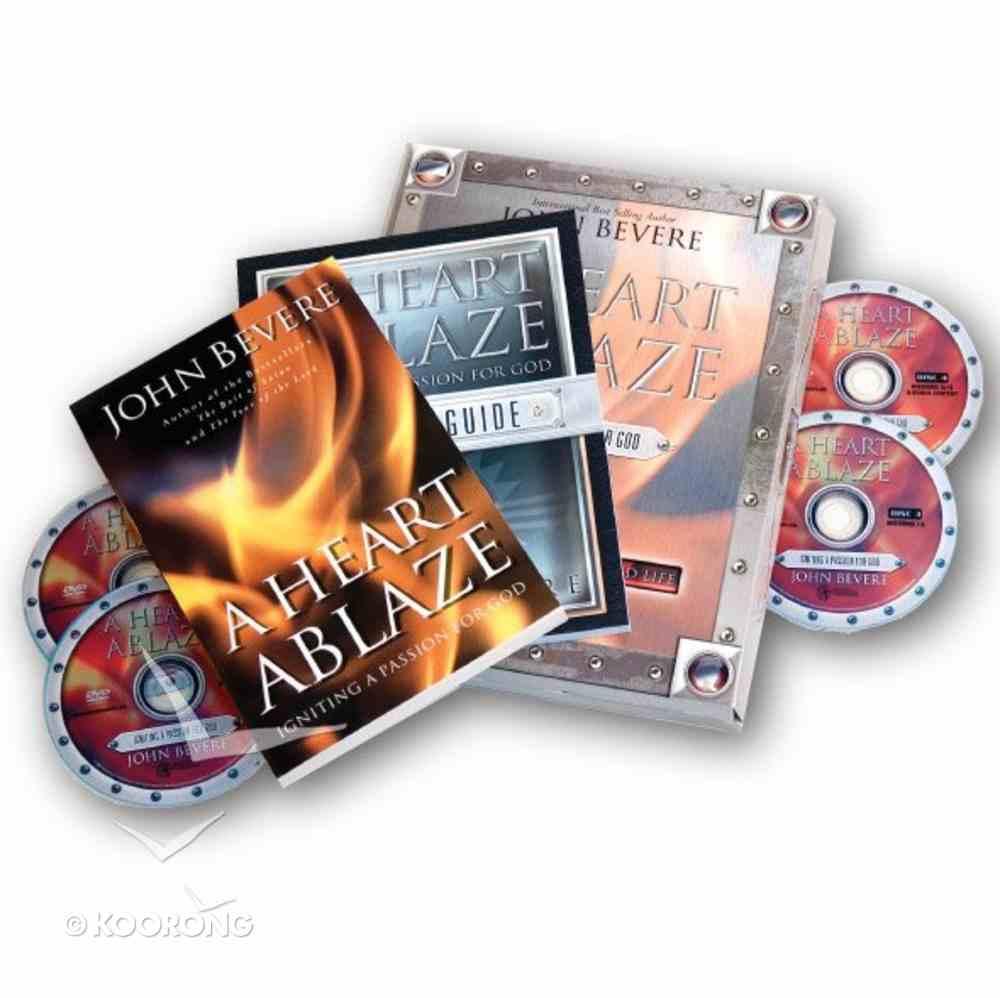 A Heart Ablaze (Curriculum Kit) Pack