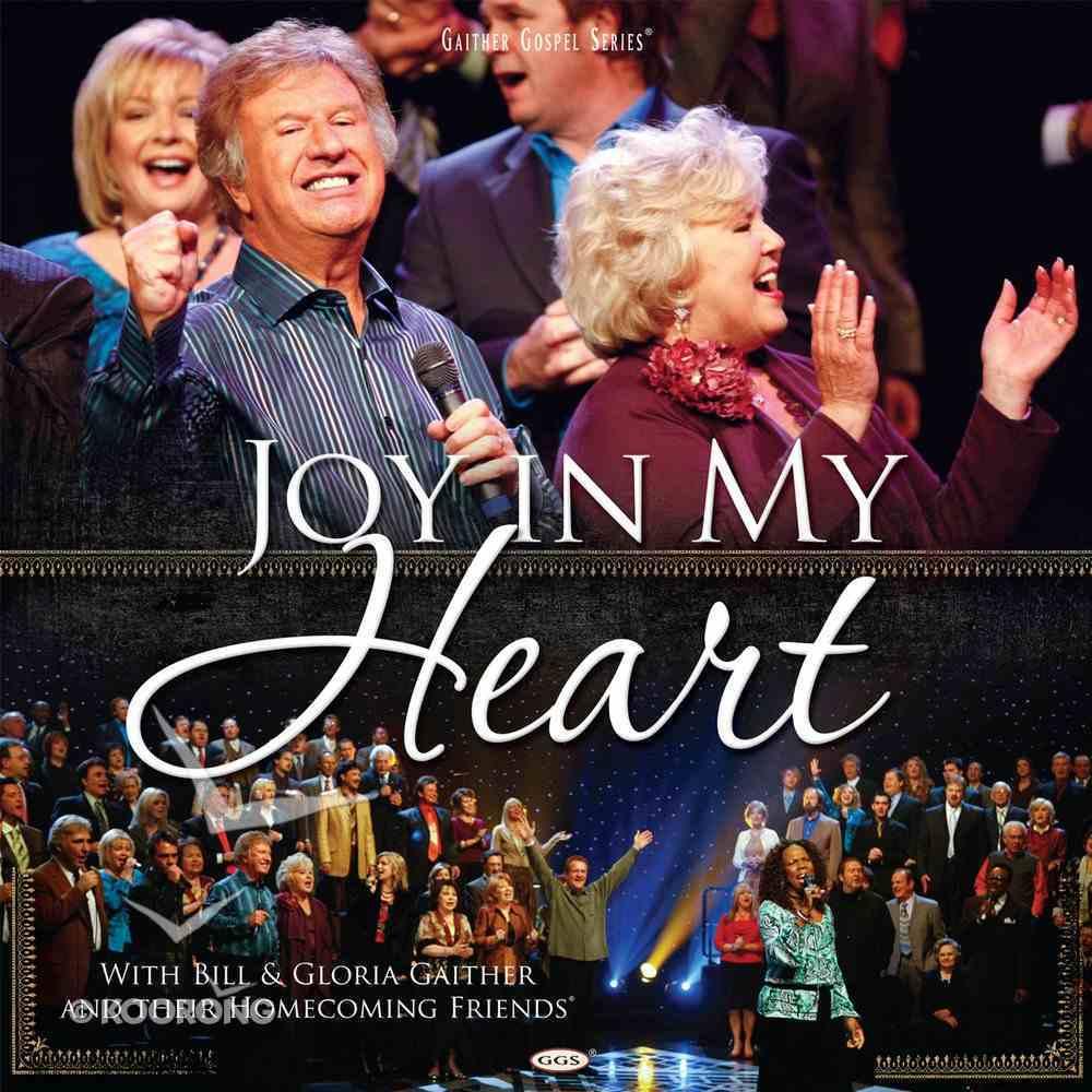 Joy in My Heart CD
