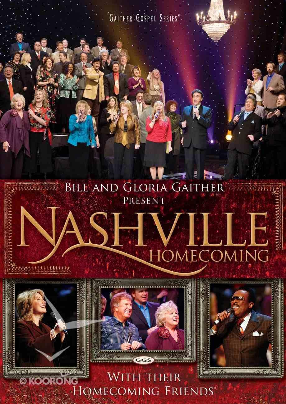 Nashville Homecoming (Gaither Gospel Series) DVD