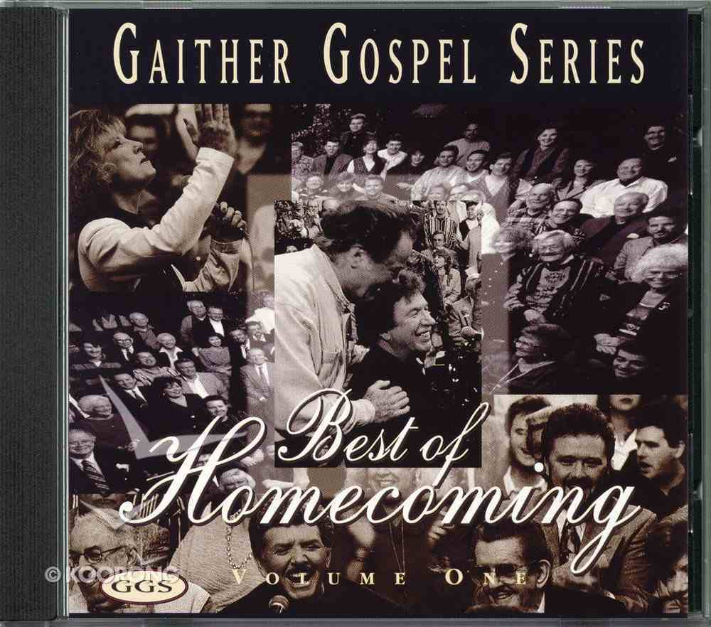 Best of Homecoming Volume 1 (Gaither Gospel Series) CD