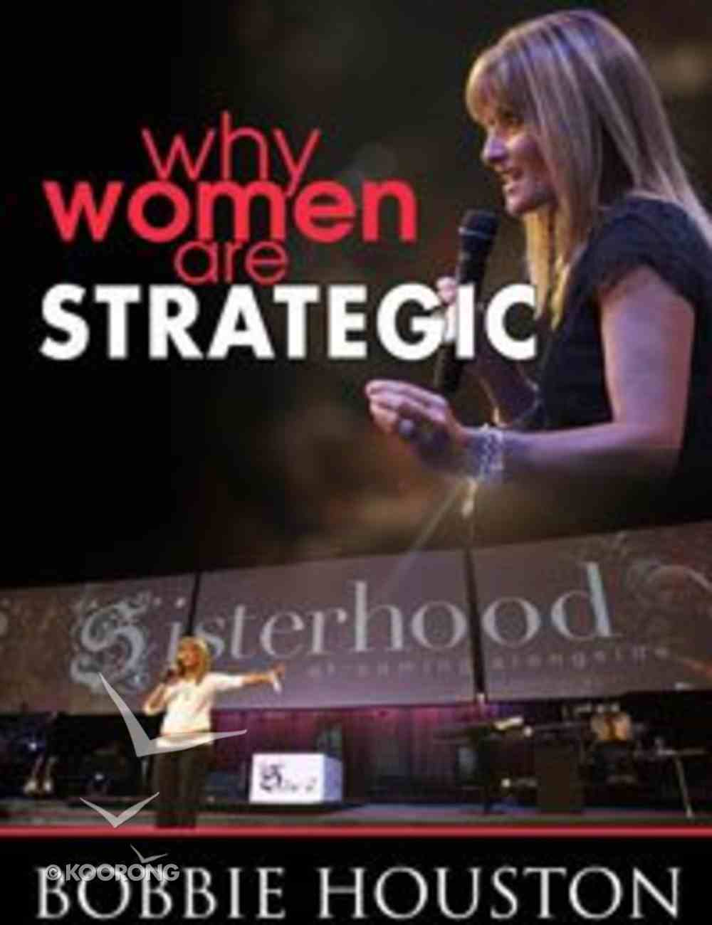 Why Women Are Strategic CD