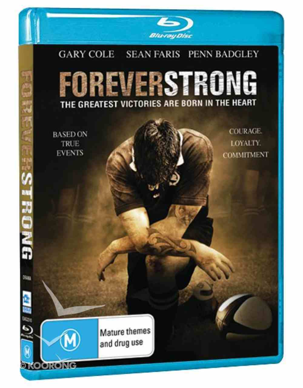 Forever Strong (Blu-ray) Blu-ray Disc