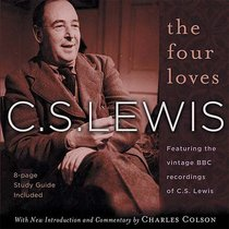 Album Image for The Four Loves (2cds,Unabridged) - DISC 1