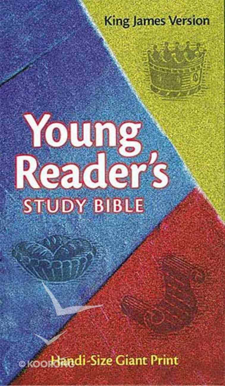 KJV Young Reader's Study Handi-Size Giant Print Hardback