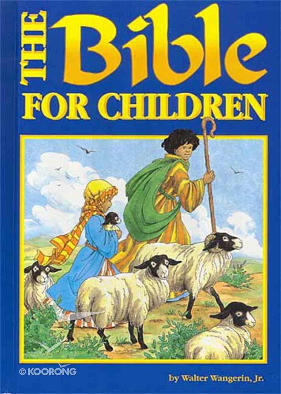The Bible For Children Hardback
