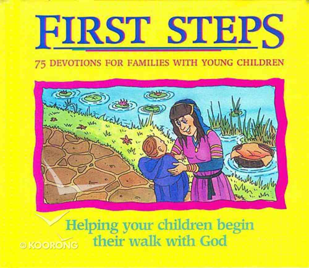 First Steps Hardback