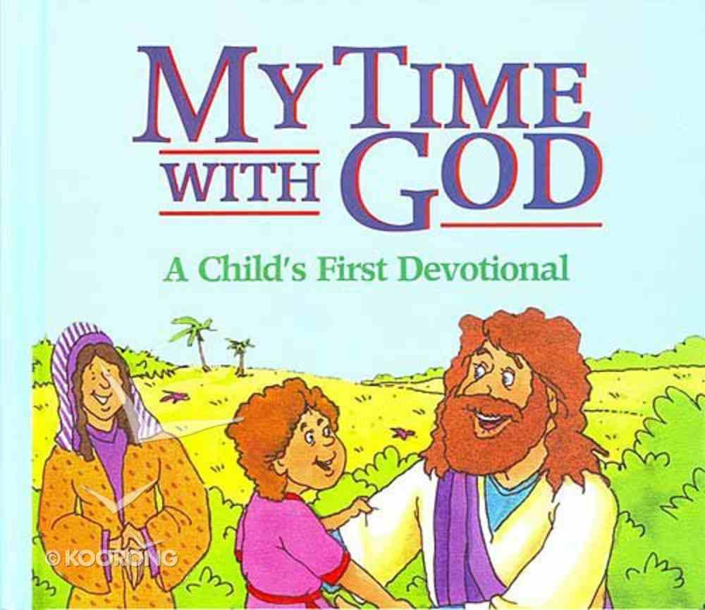 My Time With God Hardback