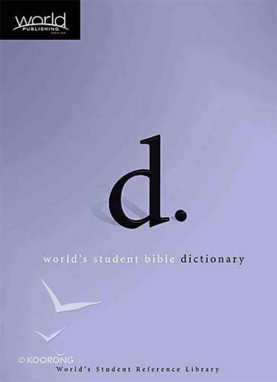 World's Bible Dictionary Hardback