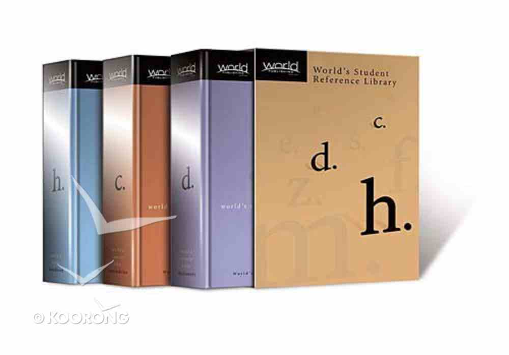 World's Reference Library (3 Vol Set) Hardback