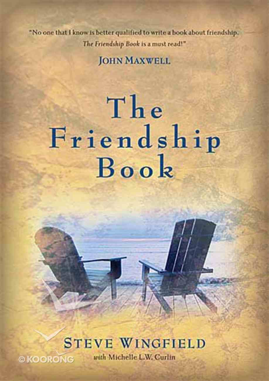 The Friendship Book Paperback